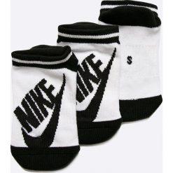 Nike Sportswear - Skarpetki (2-pack). Szare skarpety damskie Nike Sportswear, z bawełny. W wyprzedaży za 19.90 zł.