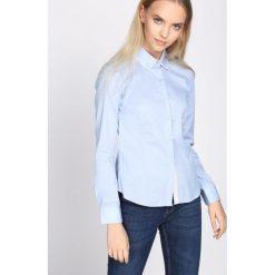 Jasnoniebieska Koszula Wistful. Niebieskie koszule damskie Born2be. Za 64.99 zł.
