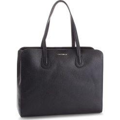 Torebka COCCINELLE - DQ0 Lulin Soft DQ0 11 01 01 Noir 001. Czarne torby na ramię damskie Coccinelle. Za 1,249.90 zł.