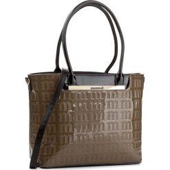 Torebka MONNARI - BAGA680-015 Beige. Brązowe torebki do ręki damskie Monnari, ze skóry ekologicznej. W wyprzedaży za 149.00 zł.