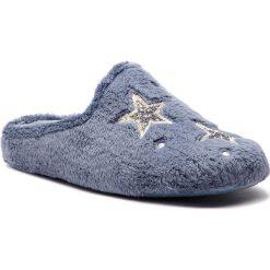 Kapcie MANITU - 320576 Jeans 5. Niebieskie kapcie damskie Manitu, z jeansu. Za 139.00 zł.