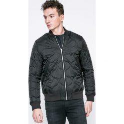 G-Star Raw - Kurtka bomber. Czarne kurtki męskie G-Star Raw, z elastanu, retro. W wyprzedaży za 359.90 zł.