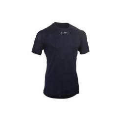 Koszulka do rugby Perf Tee. Niebieskie koszulki sportowe męskie KIPSTA, z materiału. Za 64.99 zł.
