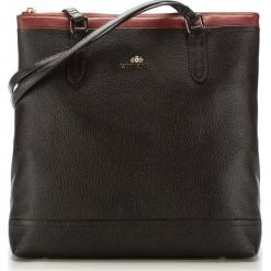 Torebka damska 85-4E-458-1. Czarne torebki do ręki damskie Wittchen. Za 489.00 zł.