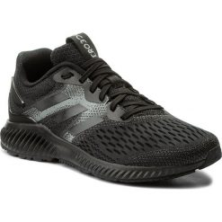 Buty adidas - Aerobounce M CQ0819 Cblack/Cblack/Grefou. Czarne buty sportowe męskie Adidas, z materiału. W wyprzedaży za 299.00 zł.