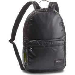 Plecak DIESEL - F-Discover Back X04812 P1157 T8013 Black. Czarne plecaki damskie Diesel, z materiału. Za 409.00 zł.