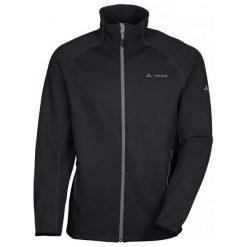 Vaude Kurtka Men's Gutulia Jacket Black S. Czarne kurtki sportowe męskie Vaude, z materiału. W wyprzedaży za 299.00 zł.