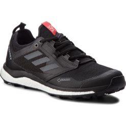 Buty adidas - Terrex Agravic Xt Gtx GORE-TEX AC7655 Cblack/Grefiv/Hirere. Czarne buty sportowe męskie Adidas, z gore-texu. W wyprzedaży za 559.00 zł.