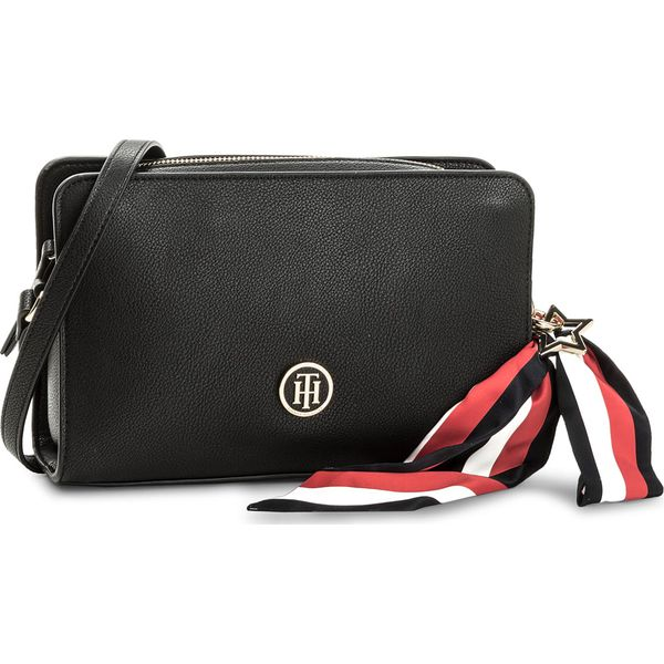 2d4071e895e0b Torebka TOMMY HILFIGER - Charming Tommy Crossover AW0AW05126 002 ...