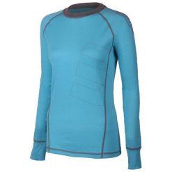 Westige Koszulka Damska W Element Top Blue 42. Bielizna termoaktywna damska Westige, uniwersalny, z materiału, z długim rękawem. W wyprzedaży za 39.00 zł.