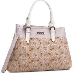 Torebka NOBO - NBAG-F0720-C014 Jasny Fiolet. Fioletowe torebki do ręki damskie Nobo, ze skóry ekologicznej. W wyprzedaży za 149.00 zł.