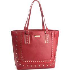 Torebka MONNARI - BAG4870-005 Red. Czerwone torebki do ręki damskie Monnari, ze skóry ekologicznej. W wyprzedaży za 199.00 zł.