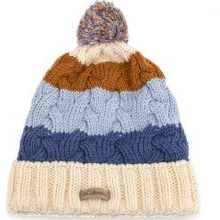 Czapka COLUMBIA - Carson Pass Beanie 1621821 Light Bisque 106. Brązowe czapki i kapelusze męskie Columbia. Za 104.99 zł.