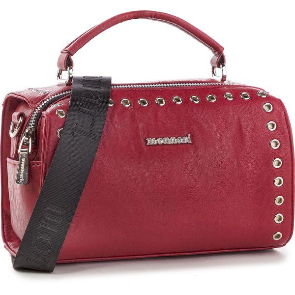 10b1de9995d61 Torebka MONNARI - BAGA580 Red 005 - Czerwone torebki do ręki damskie ...