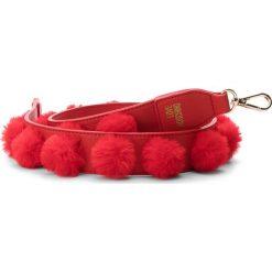 Wymienny pasek do torebki LOVE MOSCHINO - JC6400PP06KL050A  Rosso. Czerwone paski damskie Love Moschino, w paski, ze skóry ekologicznej. Za 289.00 zł.