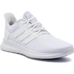 Buty adidas - Runfalcon F36215 Ftwwht/Ftwwht/Cblack. Obuwie sportowe damskie marki Nike. Za 199.00 zł.