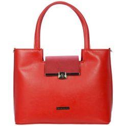 Grosso Bag Torebka Damska Czerwona. Czerwone torebki do ręki damskie Grosso Bag. Za 195.00 zł.