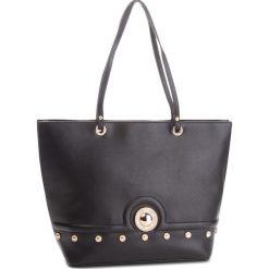 Torebka VERSACE JEANS - E1VSBBMA 70786 899. Czarne torebki do ręki damskie Versace Jeans, z jeansu. Za 649.00 zł.