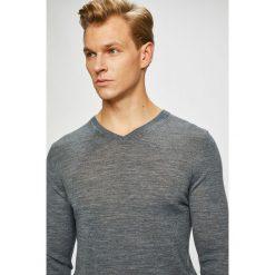 S. Oliver - Sweter. Szare swetry przez głowę męskie s.Oliver BLACK LABEL, z dzianiny. W wyprzedaży za 179.90 zł.