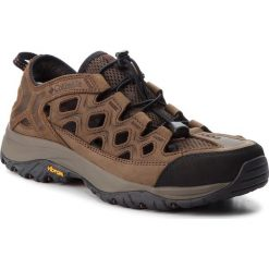 Sandały COLUMBIA - Terrebonne Sandal BM4520 Cordovan/Madder Brown 231. Brązowe sandały męskie Columbia, z materiału. W wyprzedaży za 399.00 zł.