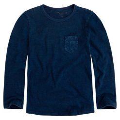 Koszulka w kolorze granatowym. T-shirty dla chłopców marki Reserved. W wyprzedaży za 69.95 zł.
