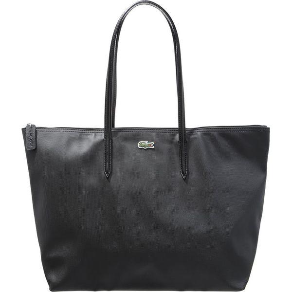 68e018adc4ca1 Lacoste Torba na zakupy black - Torebki shopper damskie marki ...