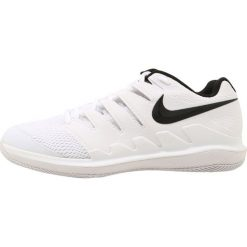 Nike Performance AIR ZOOM VAPOR X HC Obuwie multicourt white/black vast/grey summit white. Trekkingi męskie Nike Performance, z materiału, outdoorowe. Za 589.00 zł.