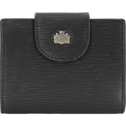 Portfel 03-1-362-1. Czarne portfele damskie Wittchen. Za 299.00 zł.