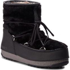 Śniegowce MOON BOOT - Monaco Low Fur 24008500001 Black. Czarne śniegowce i trapery damskie Moon Boot, z materiału. Za 779.00 zł.