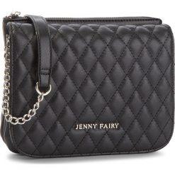 Torebka JENNY FAIRY - RH0885 Black. Czarne torebki do ręki damskie Jenny Fairy, ze skóry ekologicznej. Za 69.99 zł.