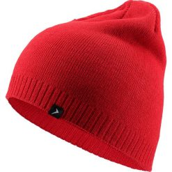 Czapka męska  CAM600 - czerwony - Outhorn. Czerwone czapki i kapelusze męskie Outhorn. Za 19.99 zł.