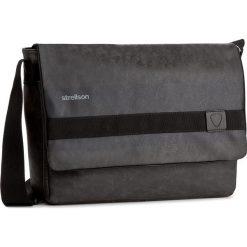 Torba na laptopa STRELLSON - Finchley 4010002287 Dark Grey 802. Szare torby na laptopa męskie Strellson, z materiału. Za 329.00 zł.