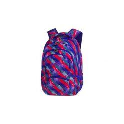 Plecak Młodzieżowy Coolpack College Vibrant Lines. Fioletowa torby i plecaki dziecięce CoolPack, z materiału. Za 123.00 zł.