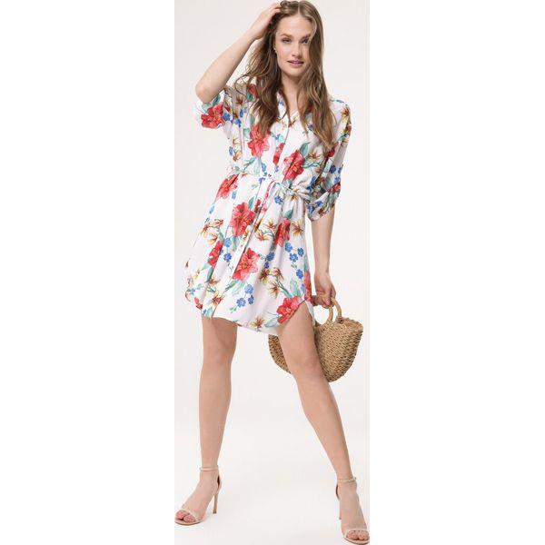 278c2c4761 Biała Sukienka Limiting - Białe sukienki damskie marki Born2be