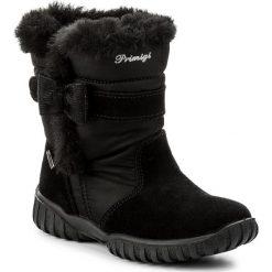 Śniegowce PRIMIGI - GORE-TEX 8594277 M Nero. Buty zimowe dziewczęce Primigi, z gore-texu. W wyprzedaży za 219.00 zł.