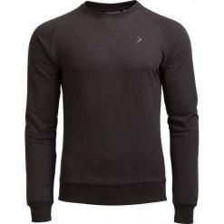 Bluza męska BLM600 - CZARNY - Outhorn. Czarne bluzy męskie Outhorn, na jesień, z bawełny. W wyprzedaży za 55.99 zł.