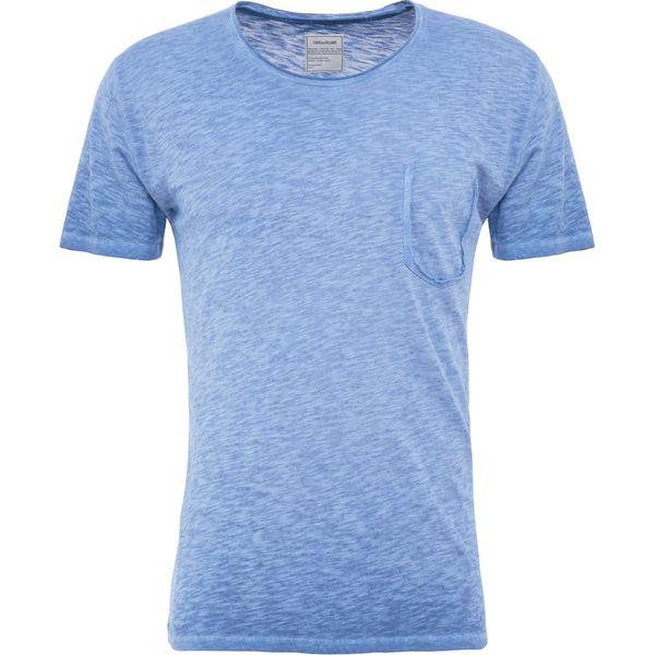 e5d878ca76963 Zadig & Voltaire TOBY COLD DYE Tshirt z nadrukiem marine - T-shirty ...