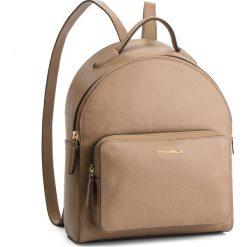 Plecak COCCINELLE - DF8 Clementine Soft E1 DF8 14 01 01 Taupe N75. Brązowe plecaki damskie Coccinelle, ze skóry. Za 1,299.90 zł.