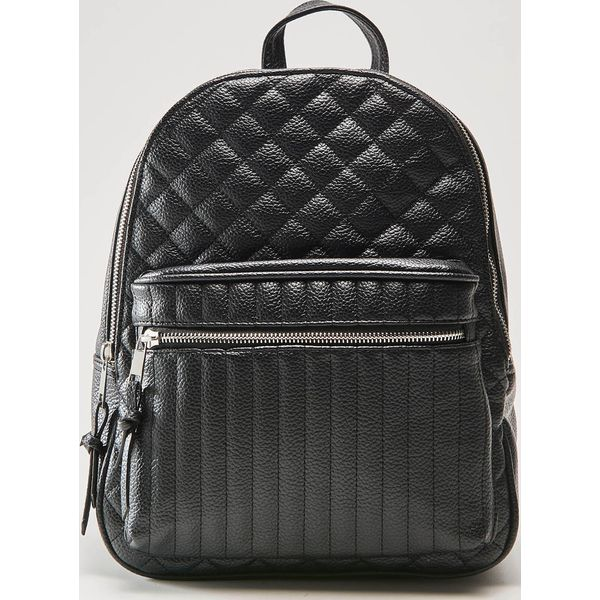 ac455289dfcec Pikowany plecak - Czarny - Plecaki damskie marki House. W wyprzedaży ...