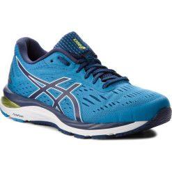 Buty ASICS - Gel-Cumulus 20 1011A008 Race Blue/Peacoat 400. Niebieskie buty sportowe męskie Asics, z materiału. W wyprzedaży za 409.00 zł.