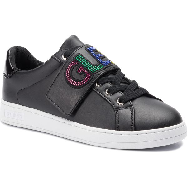 Sneakersy GUESS Chex FL7CHE ELE12 BLACKBLACK