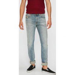 Diesel - Jeansy Tepphar. Szare jeansy męskie Diesel. W wyprzedaży za 679.90 zł.