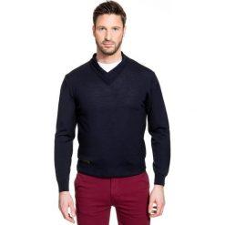 Sweter ROCCO 15-60SR. Swetry przez głowę męskie marki Giacomo Conti. Za 299.00 zł.