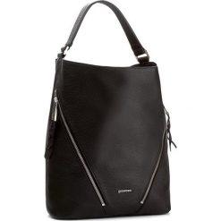 Torebka GINO ROSSI - XW3621-ELB-BG00-9900-T Czarny. Czarne torby na ramię damskie Gino Rossi. W wyprzedaży za 379.00 zł.