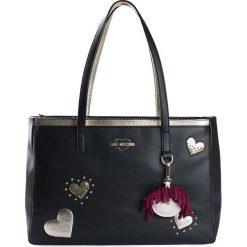 2f33da8e4506c Love moschino shopper bag - Torebki shopper damskie - Kolekcja lato ...