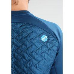 PYUA DUSKY Bluza z polaru poseidon blue. Bluzy męskie PYUA, z materiału. W wyprzedaży za 683.10 zł.
