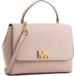 Torebka MICHAEL MICHAEL KORS - Mott 30S8GOXS2L Soft Pink. Czerwone torebki do ręki damskie MICHAEL Michael Kors, ze skóry. W wyprzedaży za 989.00 zł.