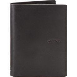Duży Portfel Męski STRELLSON - Carter 4010001191 Black 900. Czarne portfele męskie Strellson, ze skóry. W wyprzedaży za 219.00 zł.