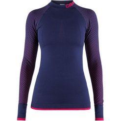 Craft Koszulka Warm Intensity, Różowa, Xl. Czerwone koszulki sportowe damskie Craft, z długim rękawem. Za 225.00 zł.