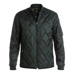 DC Kurtka Bombing M Jacket kvj0 Black L. Czarne kurtki sportowe męskie DC, na jesień. W wyprzedaży za 349.00 zł.
